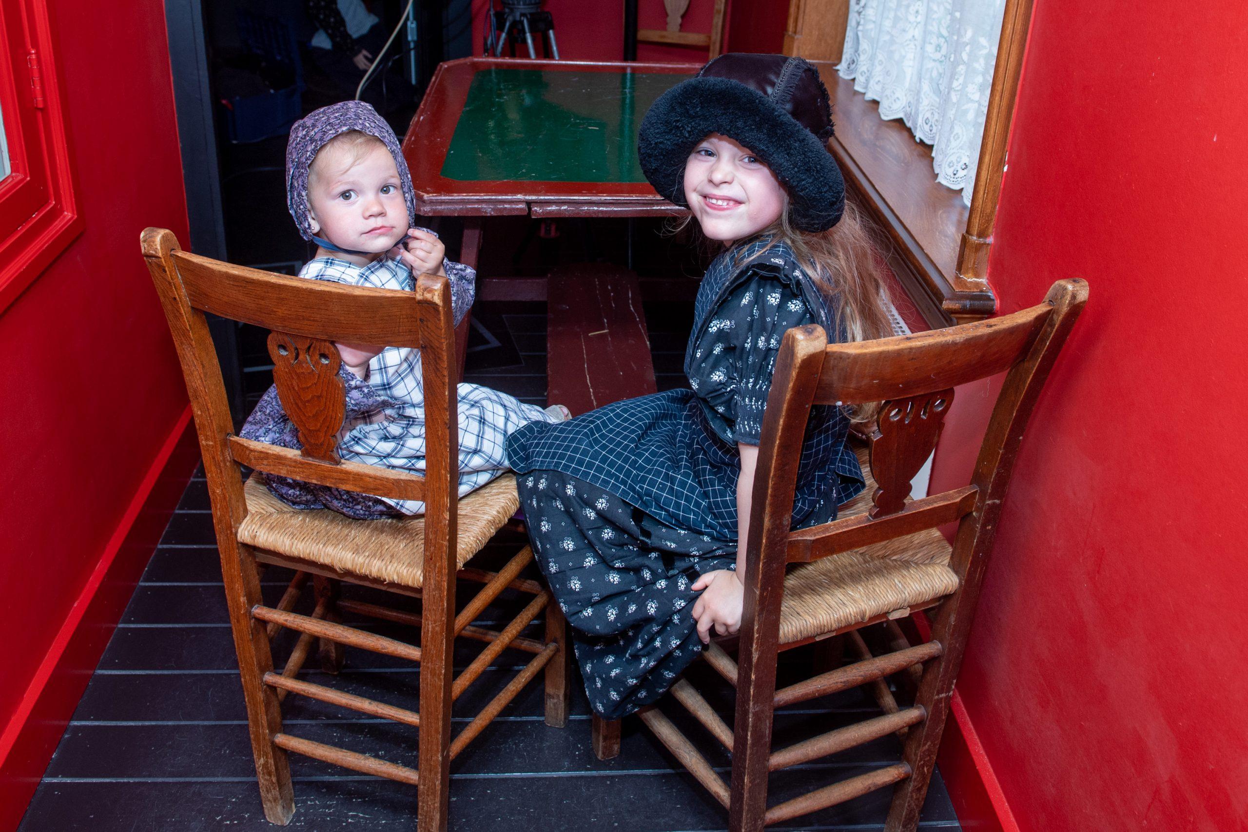 Kinderen van weduwe (foto Rodney Kersten)