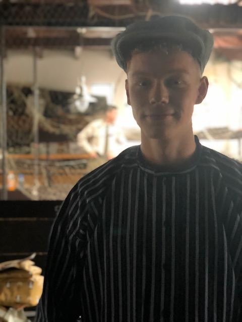 Daniël rol Evert